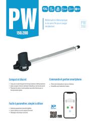 Notice Technique Powertech PW150/200