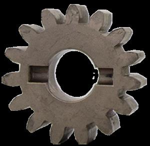 pignon m4 15 dent pour kit Powertech PL800