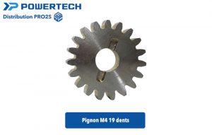 pignon-M4-19-dents