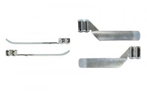 lot de patte métalliques fin de courses pour kit Powertech PL800