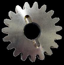 pignon M4 24 dent pour kit pl500 rapide WIFI Powertech